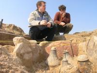 Eksploratorzy-grobu---od-lewej-Jarek-Kopacz-i-Szymon-Nowaczyk